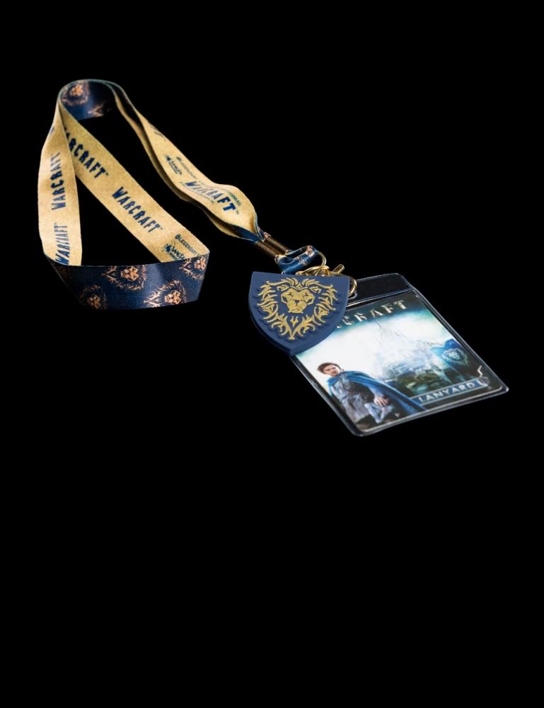 Tour de cou Alliance Warcraft: Le Commencement par Weta.