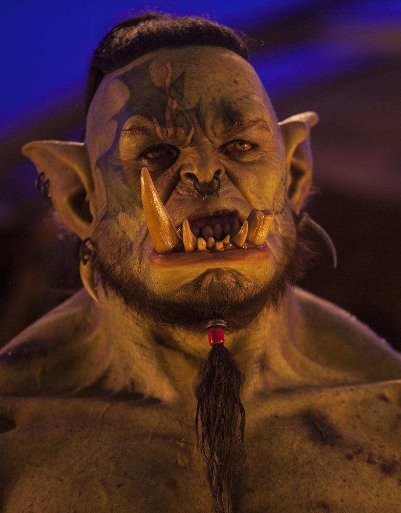 Photo du tournage du film Warcraft réalisée par Will McCoy.