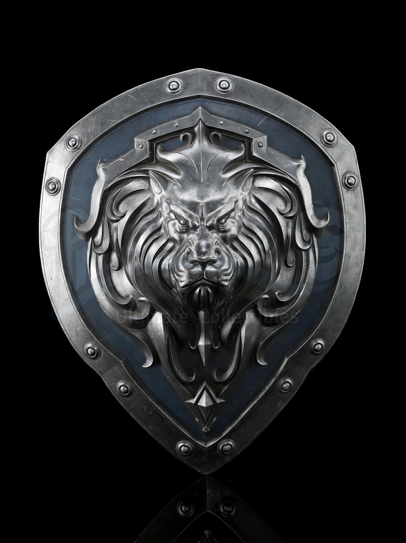 Objet de Warcraft: Le Commencement mis en vente chez Prop Store le 1er juillet 2019.