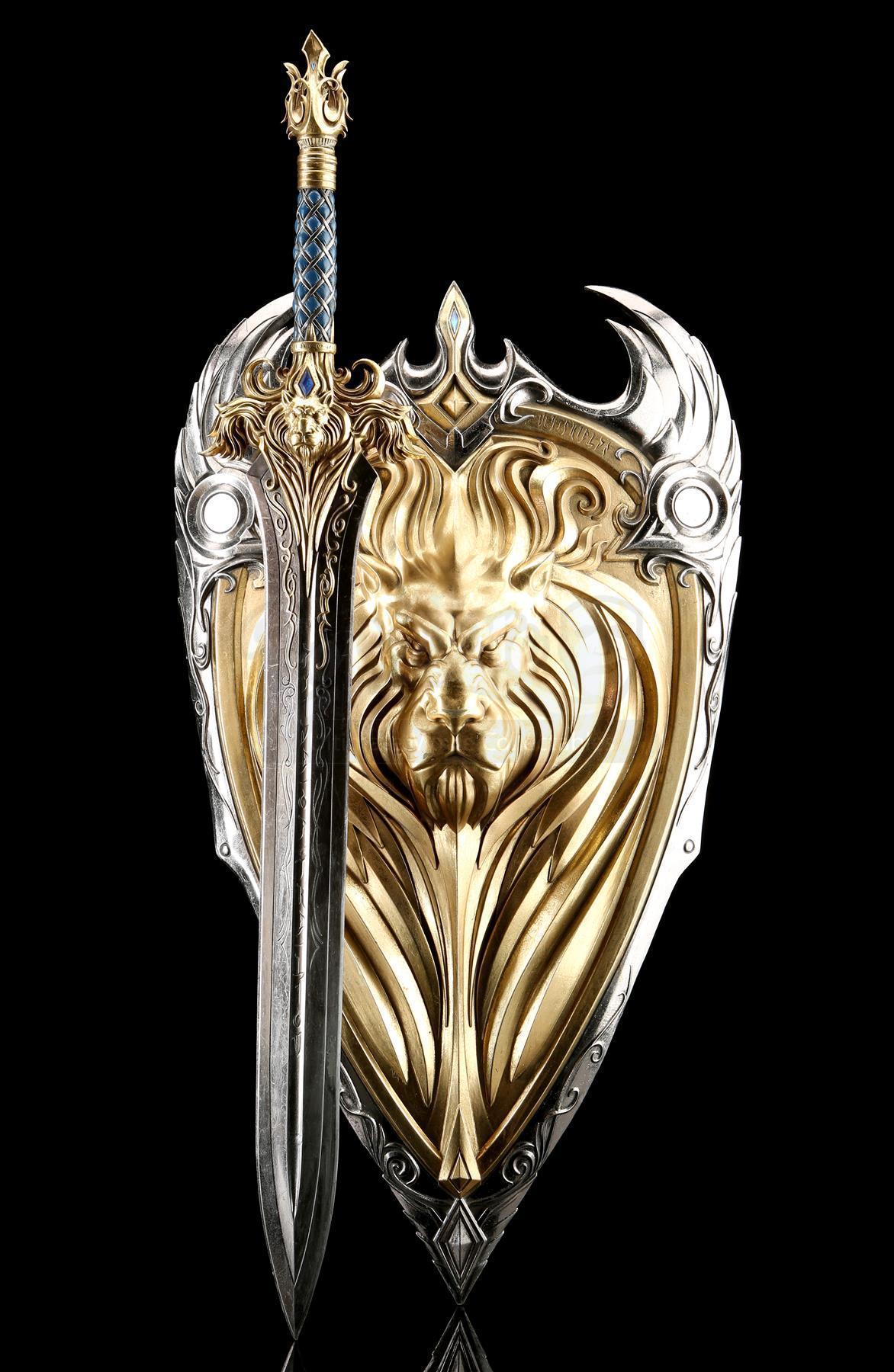 Objet du film Warcraft: Le Commencement mis en vente en juillet 2019 chez Prop Store