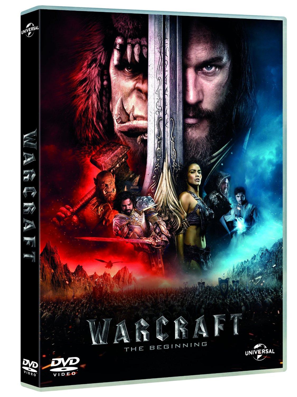Warcraft : Le Commencement en DVD.