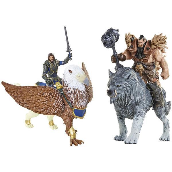 Horde vs Alliance.
