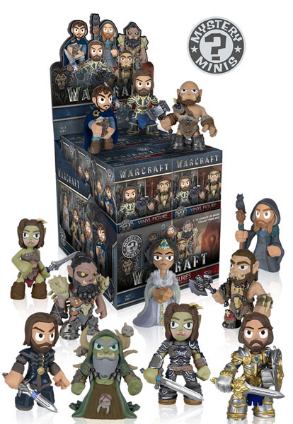 Les mystery Minis.